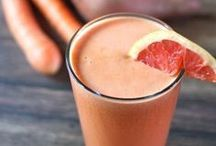 [drink] Juice / Find the best juice recipes here and on FoodBlogs.com! #healthy #juicing #juice #cleanse #fit / by FoodBlogs.com
