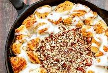 [eat] Skillet's / This board is featuring every Kind of Skillet you would ever want to make (:
