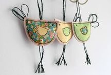 Adorable, fun projects to make. / Diy projects