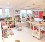 Studios and Craft Rooms