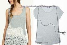 Transforming clothes