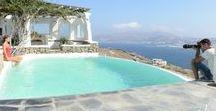 SHOOTING LIVIA / Entrez dans le shooting de la collection de maillots de bain tendance 2016 #LiviaMonteCarlo. Préparez-vous, nous vous emmenons en Grèce...