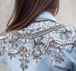 Embroidery and Lace (for clothing)