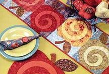 Table runners, placemats, and more!