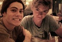 TMR Dylan and Thomas