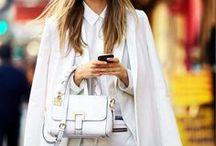 WHITE bags : : LAS AZAFATAS® / Ésta es una colección exclusiva de las fotos que nos inspiran en la moda de bolsos y carteras de color BLANCO : : LOOKBOOK