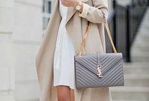 GRAY bags : : LAS AZAFATAS® / Ésta es una colección exclusiva de las fotos que nos inspiran en la moda de bolsos y carteras de color GRIS : : LOOKBOOK