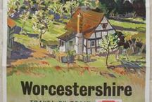 Campsite and holidays in Worcestershire / Campsites in Worcestershire, great places to go for days out in Worcestershire. Beautiful county, perfect for touring in a campervan with Wanderlust Camper Co based in Worcestershireborder. Sally and Dash the campervans are available to tour Worcestershirefrom www.wanderlustcamperco.com