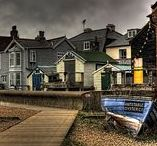 Staycation - Whitstable / Lovely Whitstable, it's hardly surprising so many people what to live by the sea here.