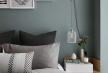 House Inspiration - Bedroom Envy / The perfect place to dream in