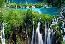 Croatia / Majestic old towns and gorgeous natural beauty? Consider Croatia on my travel list.