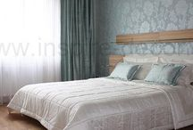 Bedroom curtains / závěsy do ložnice / Design závěsů do ložnice, záclony a závěsy do ložnice