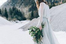 Wild Winter Wedding