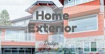 Home Exterior Design / Make your exterior amazing :)