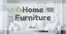 Home Furniture / Decor your home with simple furniture :)