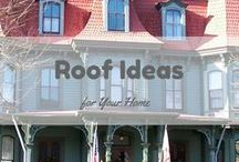 Roof Ideas for Your Home / Make your roof amazing :)