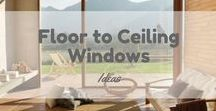 Floor to Ceiling Windows Ideas