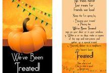 HOLIDAYS | Fall Fun. / Everything September, October, November.