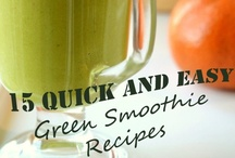 Smoothie Junkie / by Beth Michaels @NourishingPassions