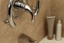 Universal Bathroom Design Ideas / Bathroom designs for those who are aging gracefully.