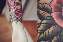 Tattoos / by Britney Sarah