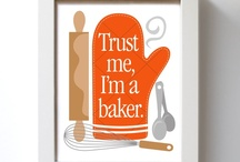 Kitchen Fixins / by Sally Baker