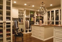 closets / by Jaclyn Gilbert