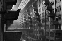 ღ Architecture ღ / by Yae-Rang Schumacher