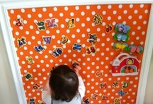 New house - playroom / by Lisa