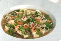 Recipes to Try {Salads & Soups} / by Kassi Sandstrom