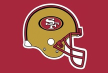 Niners!! and all things FOOTBALL! / by Jaclyn Gilbert