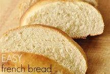 Bread / by Dawn Heinen