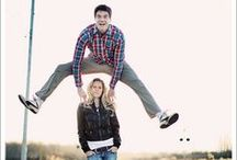 Photo Ideas (Couples) / Ideas for Save the Date & Engagement Photos. / by Sandy Bernard