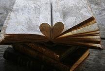 ღ Bookish ღ / by Yae-Rang Schumacher