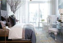 Bedroom  / Dream rooms, décor & stuff / by Sandy Bernard
