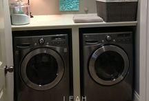 Home laundry room ideas