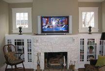 Home living area ideas