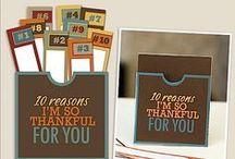 HOLIDAYS | Thanksgiving.