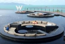 SPG Wanderlust Wishlist / Wandelust wishlist of SPG resorts. / by Kassi Sandstrom