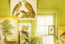 design board: mom's garden bedroom / by B DeOrnellas