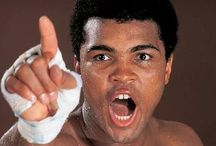#Boxing / Great Boxers! / by Wanda Belcher-Woods