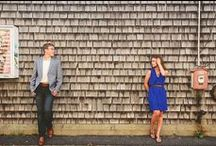 the ENGAGEMENT CAPE COD / Cape Cod, such a beautiful seaside town for an engagement session.
