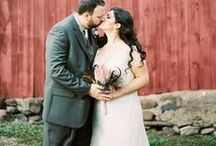 the barns at wesleyan hills WEDDING / Michelle + Kevin at The Barns at Wesleyan Hills   Floral Design by Green Dahlia   Portraits at Lyman Orchards   Captured by Greg Lewis Photography