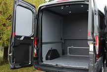 Ford Transit Tamlans - Camping Van