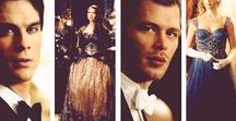 TVD/Originals / Everything about TVD and The Originals.  We just love it Always and Forever! :)