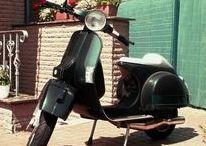 Vespa P200E & Friends / Ansammlung von Fotos, die ich im Laufe der Zeit von meiner Piaggio Vespa P200E 1980 erstellt habe.