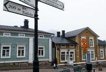 Porvoo (Finland) / Порвоо (Финляндия)