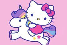 Hello Kitty! / hello kitty is such a cute girl
