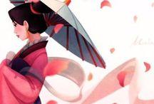 Mulan / My favourite Disney movie ever!