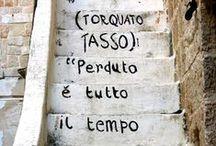 Język włoski/ Italian language
